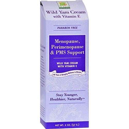 Born Again, Cream Phyto Progesterone Wild Yam, 2 Ounce