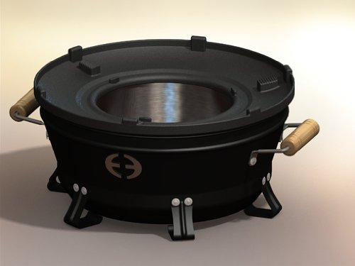 Envirofit Go Grill Saver Charcoal Stove (CH-5200)