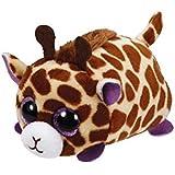 Mabs Giraffe - Teeny Tys 4 inch - Stuffed Animal by Ty (42140) by Ty Beanies