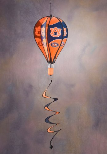 NCAA Auburn Tigers Hot Air Balloon Spinner