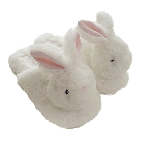 Cybling Herfst Winter Schattige Klassieke Bunny Pluche Dier Indoor Huishoudelijke Slippers Voor Vrouwen