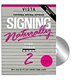 img - for Signing Naturally, Level 2 (Workbook & DVD) book / textbook / text book