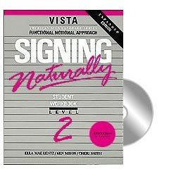 Signing Naturally,Lev.2 Wkbk.W/Dvd