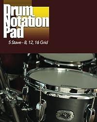 Drum Notation Pad