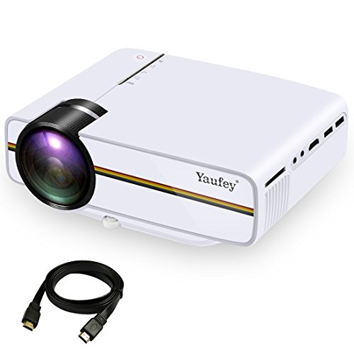 Yaufey Projector Portable Smartphone Entertainment
