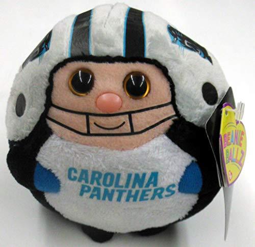 TY Beanie Ballz Carolina Panthers - NFL Ballz (Beanie Fan Team)