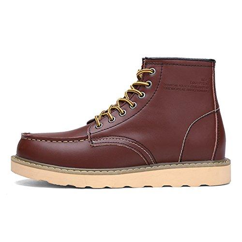 Martin en otoño e invierno botas/Hombres y alto de cuero botas en Inglaterra/ los cargadores de los hombres/Cargadores de herramientas/ marea de botas B