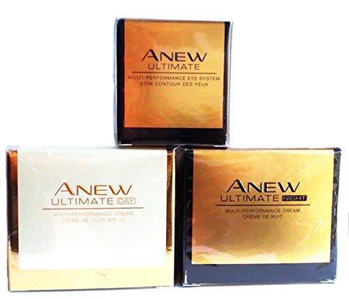 AVON Anew Ultimate Multi-Performance : Day Cream + Night Cre