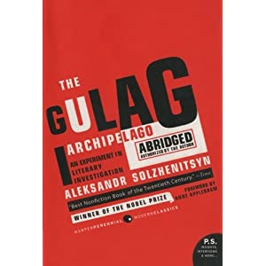Ratings and reviews for The Gulag Archipelago Abridged: An Experiment in Literary Investigation (P.S.)