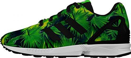 adidas Zx Flux - Zapatillas de deporte Unisex Niños core black/core black/ftwr white