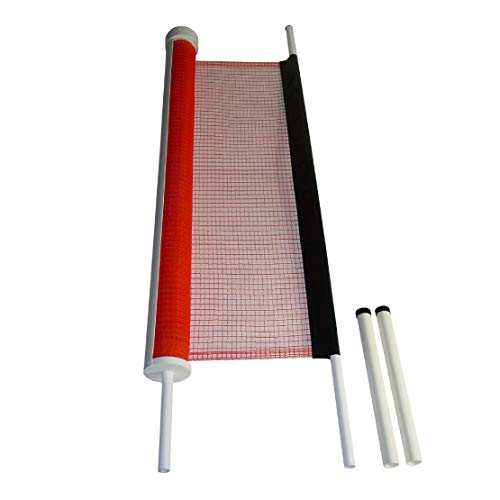 Kidkusion Retractable Driveway Guard, Orange, 20'   Driveway Safety; Outdoor; Barrier; Adjustable by KidKusion (Image #2)
