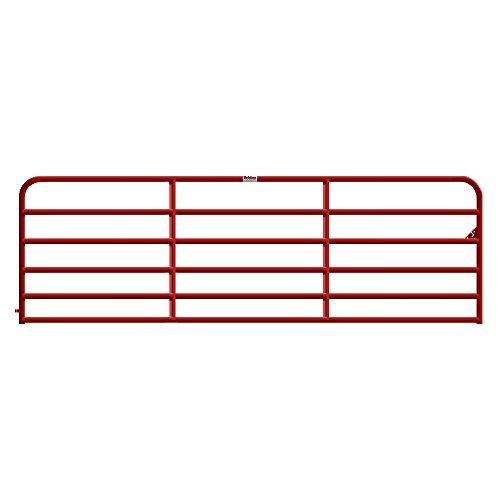 Behlen 16'X2x50 Bull Gate Red 40120161