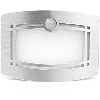 Everyday Home Cordless Ceiling Wall Light With Remote