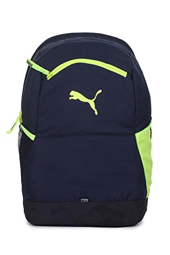 Puma Safety Yellow and Navy Blue Casual