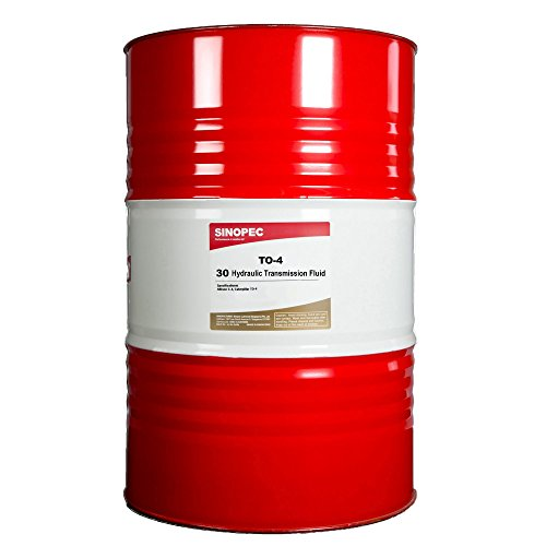 TO-4 30 Heavy Duty Transmission Fluid - 55 Gallon Drum by Sinopec