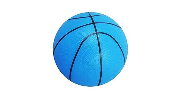 Sitrda - Balón de Baloncesto pequeño de 15,2 cm para niños, Pelota ...