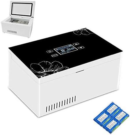 LXMBox Refrigeración de insulina, Caja de Enfriador de insulina ...