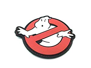 Parche Ghostbusters Cosplay PVC Airsoft Patch
