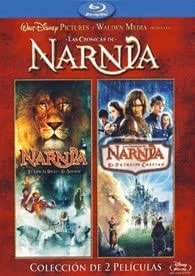 Pack Narnia (2 discos) + Principe Caspian (2 discos) [BR] [Blu-ray]
