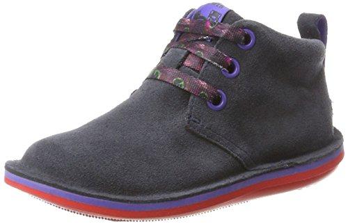 CAMPER Mädchen Beetle Desert Boots Blau (Dark Blue)