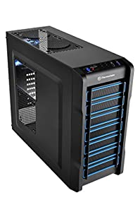 Thermaltake CHASER A21 ATX Mid Tower Window Gaming Computer Chasis CA-1A3-00M1WN-00