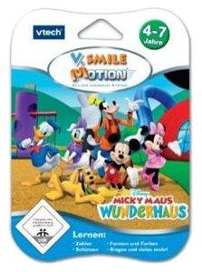 tomar hasta un 70% de descuento VTech 80-084184 V. Smile Motion - Juego Juego Juego de aprendizaje  La casa de Mickey Mouse  [Importado de Alemania]  autentico en linea