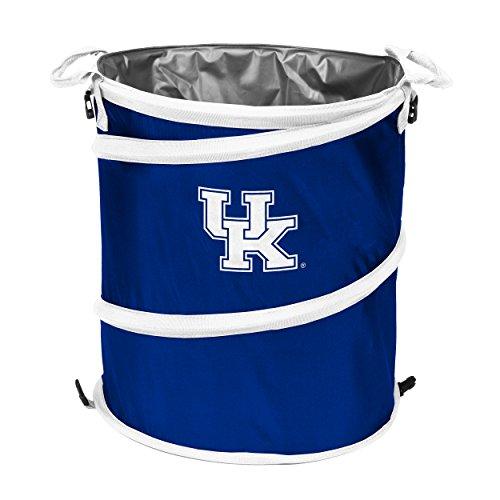 Logo Brands Kentucky Wildcats Trash Can (Kentucky Cooler)