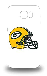 Fashionable Style 3D PC Case Cover Skin For Galaxy S6 NFL Green Bay Packers Logo ( Custom Picture iPhone 6, iPhone 6 PLUS, iPhone 5, iPhone 5S, iPhone 5C, iPhone 4, iPhone 4S,Galaxy S6,Galaxy S5,Galaxy S4,Galaxy S3,Note 3,iPad Mini-Mini 2,iPad Air )