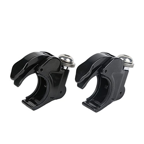 (XMT-MOTO 1.54 inch/39mm Quick Release Windshield Clamp fits for Harley Davidson Models)