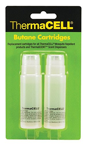 BUTANE CARTRIDGES  by THERMACELL MfrPartNo C 2