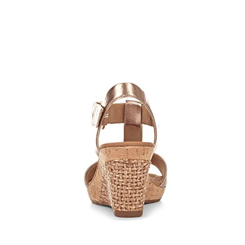 Gabor Shoes Women's Comfort Sport Ankle Strap Sandals Beige x5sMsRQj