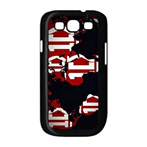 WJHSSB Phone Case One Direction Hard Back Case Cover For Samsung Galaxy S3 I9300