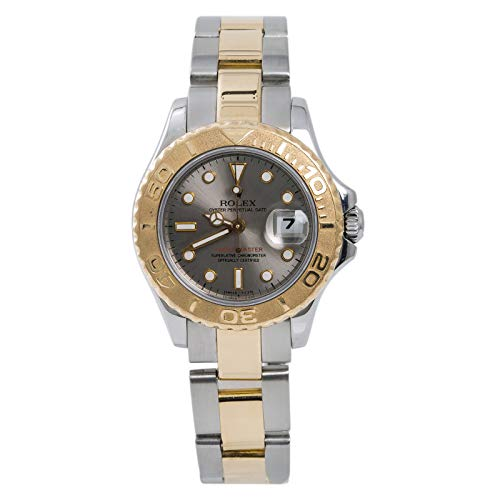 (Rolex Yacht-Master Automatic-self-Wind Female Watch 69623 (Certified Pre-Owned))