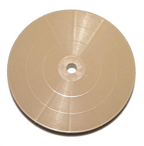Tan Pool/Spa Deck Lid 9 inch - Skimmer Lid Pool Cover