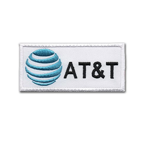 AT&T Embroidered Logo Sign 3.5