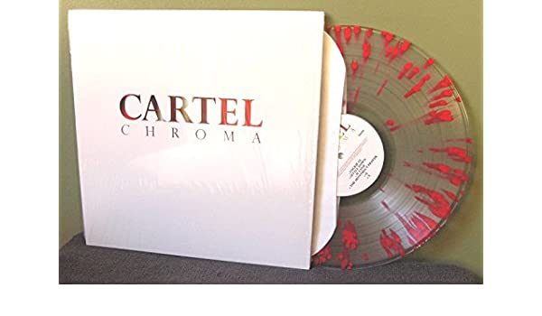 Cartel - Chroma 2xLP (Clear w/ Red Splatter Vinyl) (Limited ...