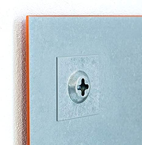 colore: Marrone 2 magneti 1 pennarello 78 x 48 cm SmartGlassBoard /® Lavagna magnetica in vetro // Lavagnetta