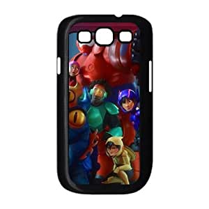 Samsung Galaxy S3 9300 Cell Phone Case Black Big Hero JNR2187136