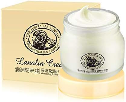 AIkong Laikou Cream Sheep Placenta Cream Skin Care Australian Lanolin Oil Cream White