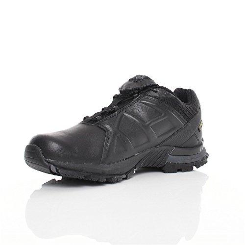 HAIX Herren Schnürschuhe Black Eagle Tactical 20 Low schwarz, UK 4.5 / EU 37
