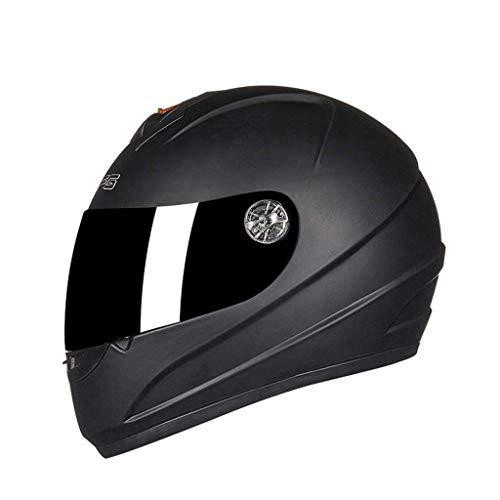 WXYM Casco Desmontable Motocicleta Calidad Multifuncional Forro Diseño de ventilación Fortalecimiento Casco Cuerpo Casco...
