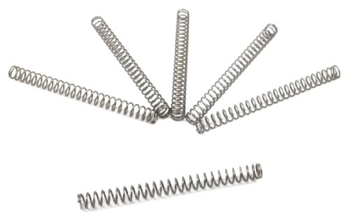 Forney 72612 Wire Spring Compression, 1/8-Inch-by-1-3/8-Inch-by-.014-Inch, 6-Pack from Forney