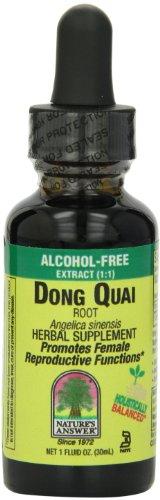 DONG QUAI FLÜSSIGKEITSTROPFEN (Alkoholfrei) 2000mg 30ml
