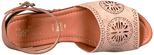 Sand Women's Wedge Pump Seychelles Stormy xYUPHnq