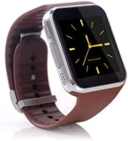 INNO-HIT Designo SmartWatch, Bluetooth, HD, Brown: Amazon.es ...