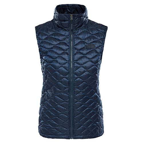 Urban Femme Navy Thermoball Face North Gilet The Multicolore 8YPqf