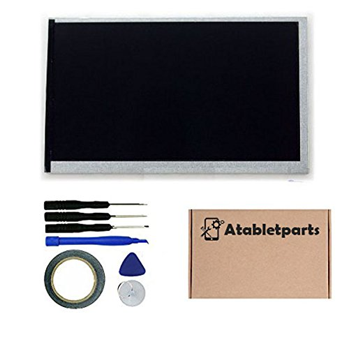 Atabletparts Replacement 7 Inch LCD Display Screen for Kurio C14100 C14150 Tablet by Atabletparts