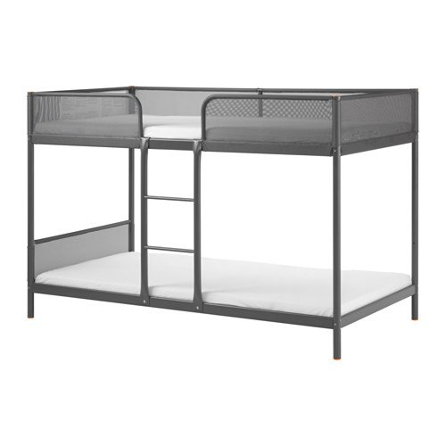 Amazoncom Ikea Tuffing Bunk Bed Frame Kitchen Dining