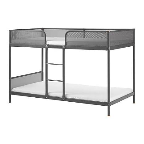Ikea Loft Cama Combo w 2 shlvs/3 shlvs, Blanco: Amazon.es ...