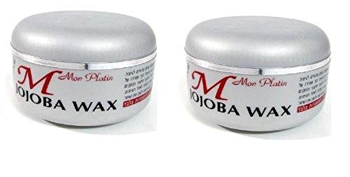 Mon Platin Wax Jojoba x 2, 150ml / 5.1oz ()
